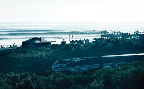Lower Trestles: California dreamin'