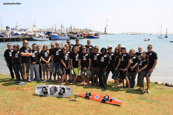 Luderitz Speed Challenge: everybody's waiting for a new world record