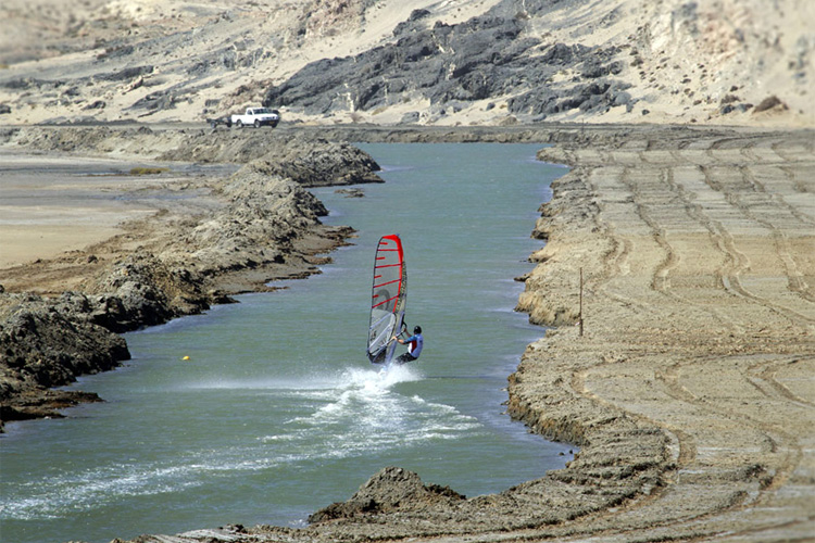 Luderitz Speed Challenge: one of fastest speed sailing strips on the planet | Photo: LSC