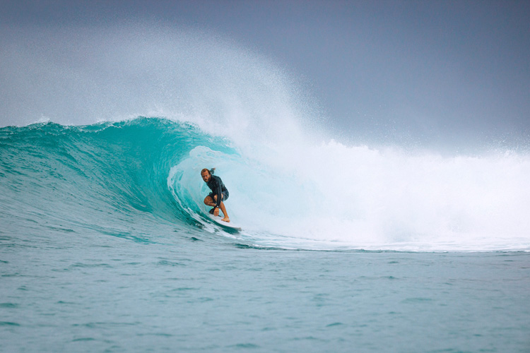 Pasongan Bay: the surfing jewel of the Mentawai Islands