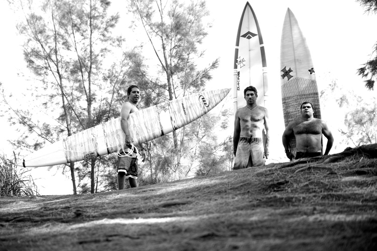 Mad Dogs: Yuri Soledade, Danilo Couto, and Marcio Freire | Photo: Mad Dogs