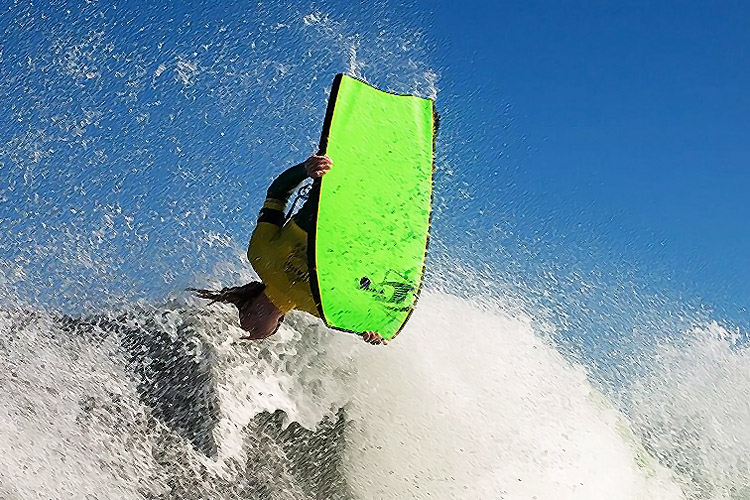 Mafoos Lombard: the future of South African bodyboarding