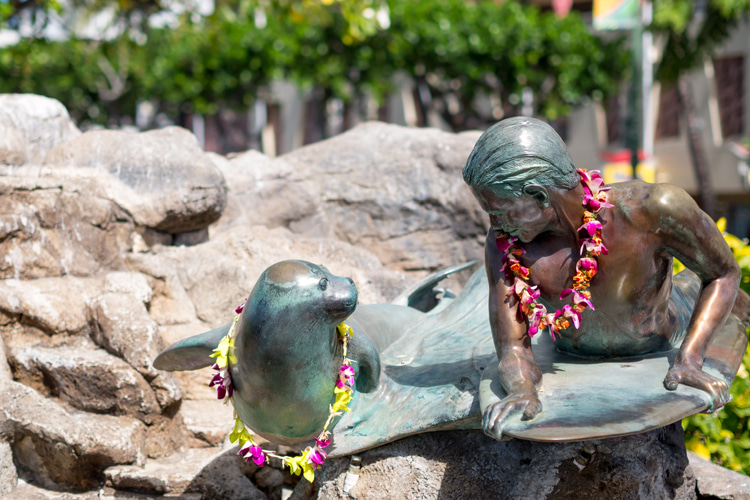Makua and Kila: Honolulu, Hawaii, USA | Photo: Shutterstock