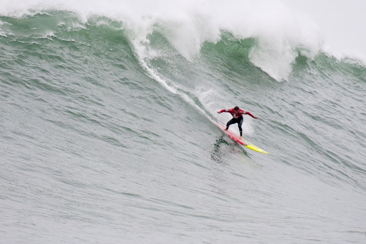 Makua Rothman: Big Wave Tour champion at 30 | Photo: ASP/Robertson
