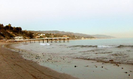 Malibu: a surfing sanctuary