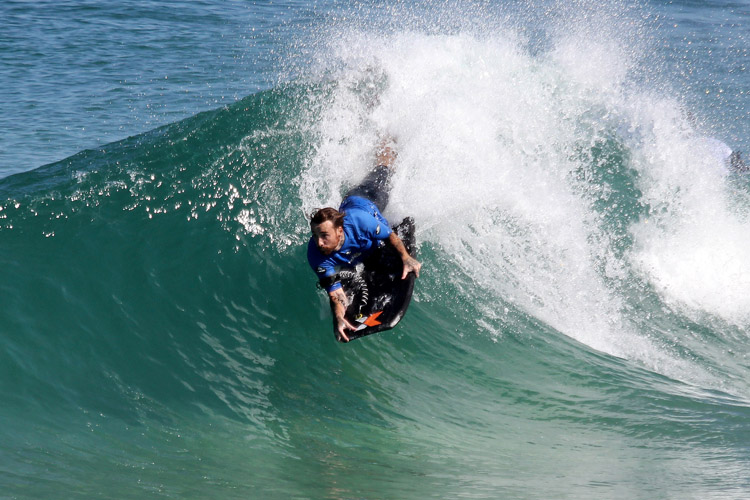 Mandurah Wedge: the ABA Tour is back to Perth | Photo: Woolacott/Surfing Australia