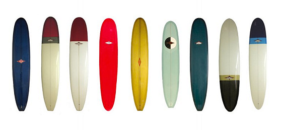 Marc Jacobs Surfboards: the other Jacobs shaped them