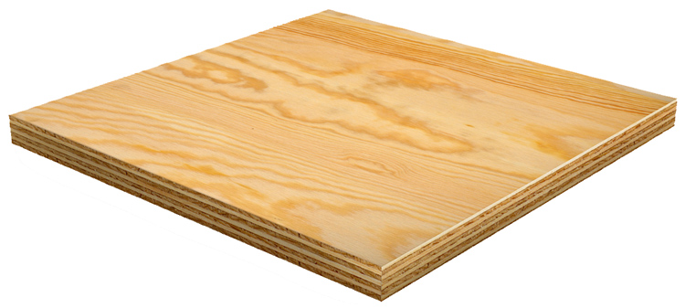 Marine plywood: resistant and durable