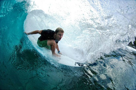 Marlon Lipke: Germany is a land of surfing and surfers