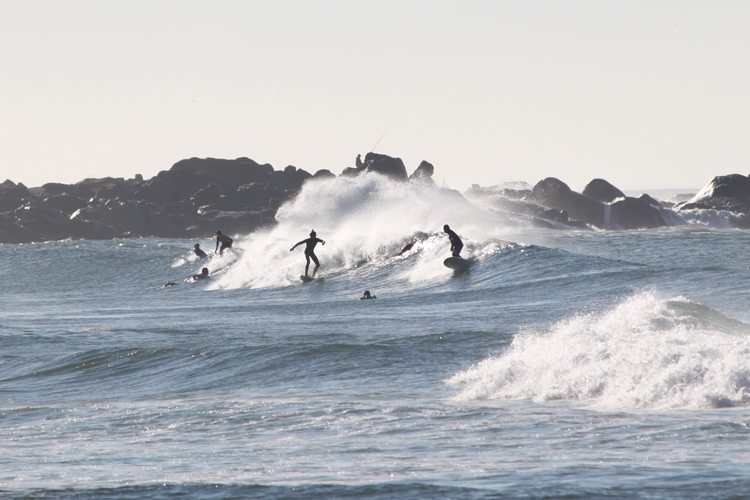 Matosinhos: a Portuguese surf spot with a long and rich history | Photo: Landolt/SurferToday