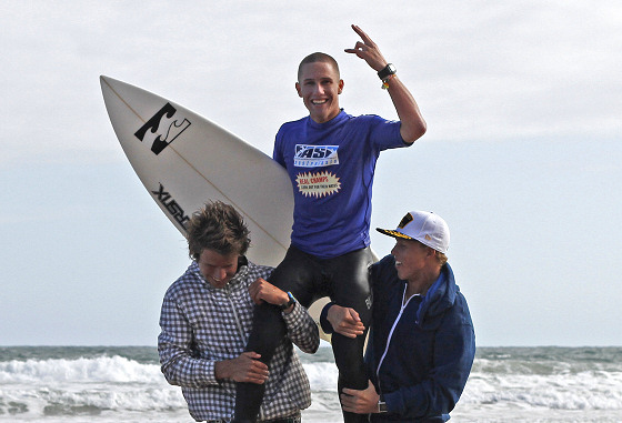 Matt Lewis-Hewitt: New Zealand surfing hero