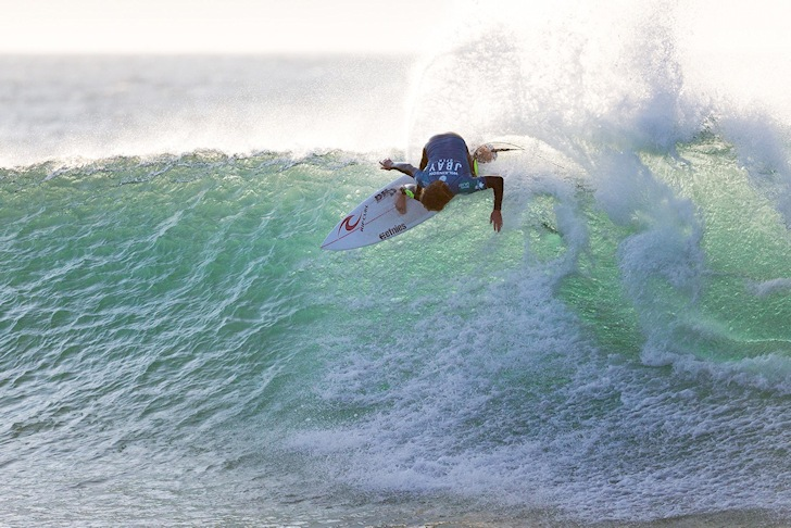 Matt Wilkinson: inspired at Supertubes