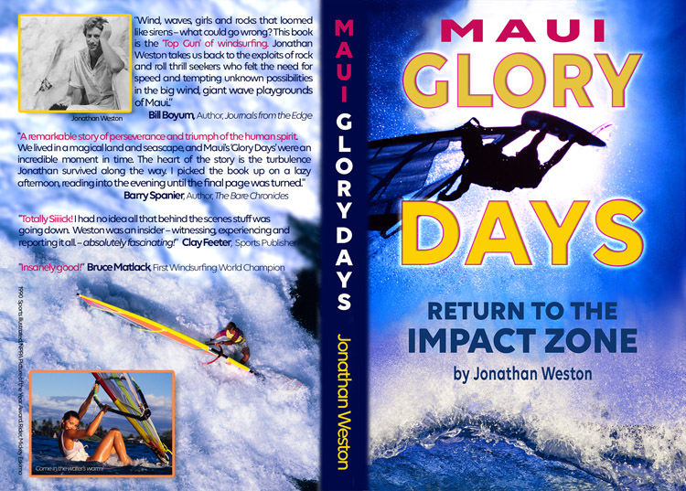 Maui Glory Days: Return to the Impact Zone