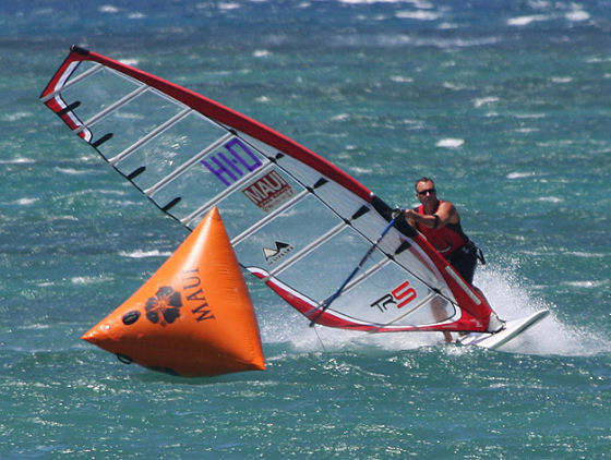 Maui Race Series: nice windsurfing spot