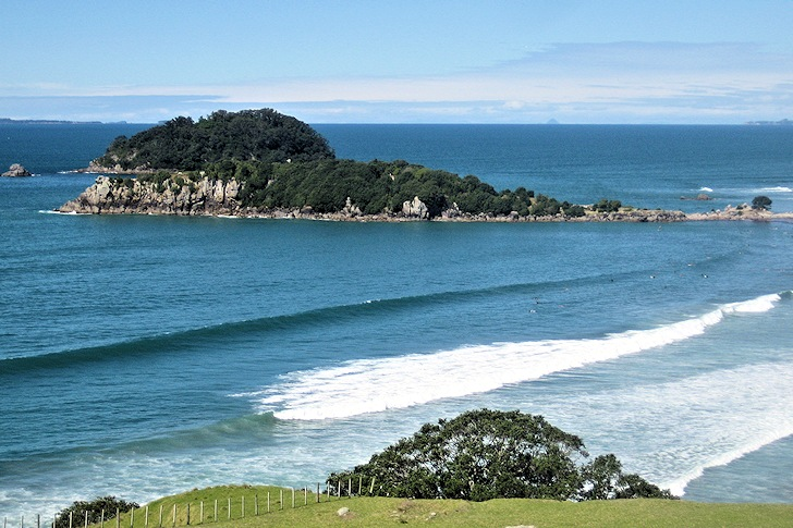 Mount Maunganui removes artificial surf reef