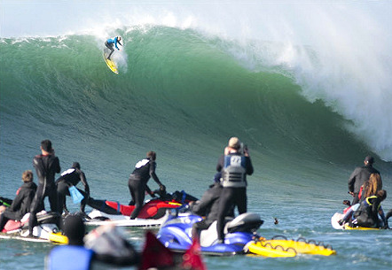 Mavericks Surf Contest 2009
