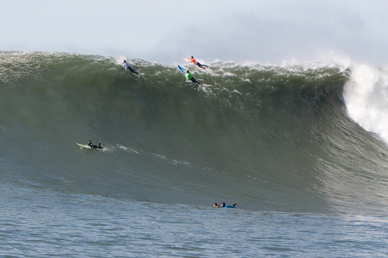 Mavericks Invitational: get ready for high adrenaline