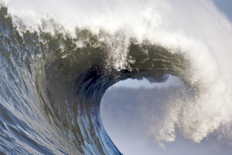 Mavericks: one of the heaviest waves in the world | Photo: Creative Commons