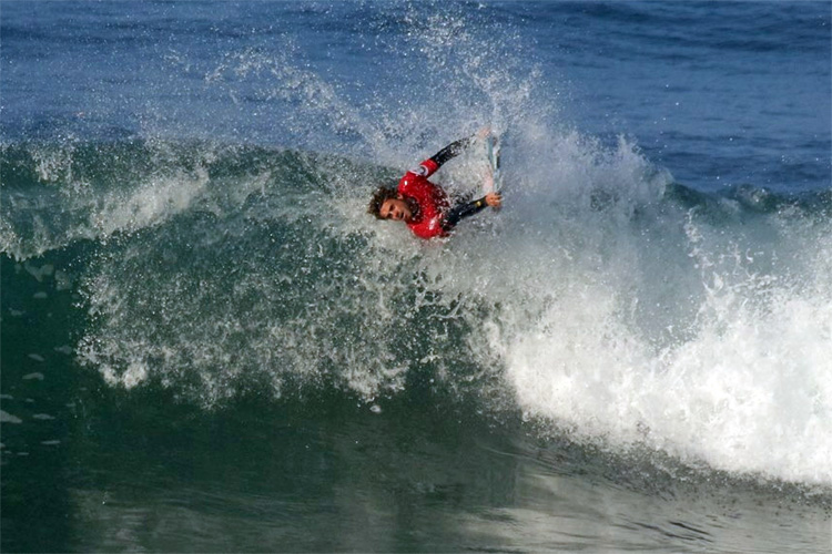 2018 European Tour of Bodyboard: Maximo Castillo won his first title | Photo: ETB