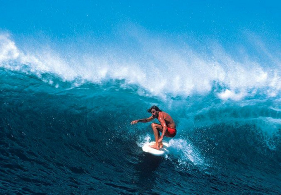 Michael Peterson: Australian surf icon