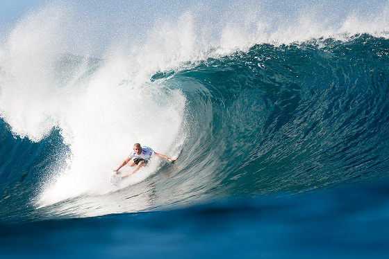 Mick Fanning: advanced heat manager?