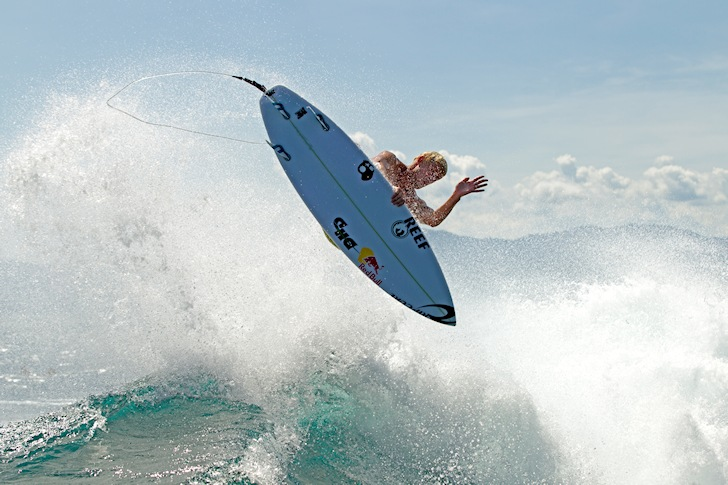 Mick Fanning: the White Lightning