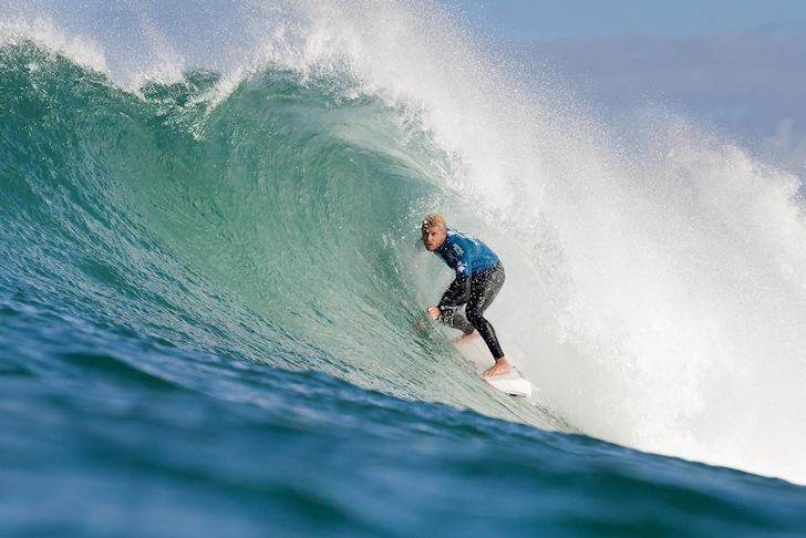 Mick Fanning: a perfect final at J-Bay | Photo: ASP/Kirstin
