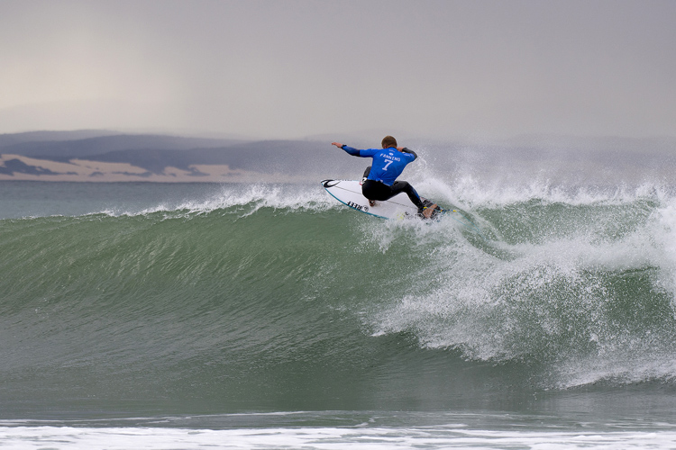 Mick Fanning: fourth consecutive final at Jeffreys Bay | Photo: Kirstin/WSL