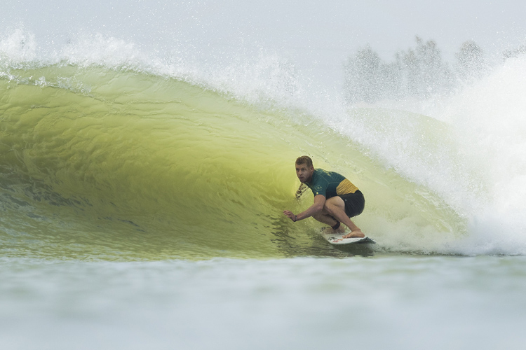 Mick Fanning: he has already surfed at the Surf Ranch | Photo: Cestari/WSL