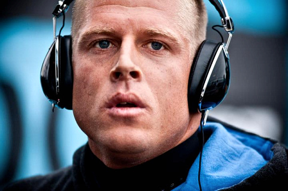 Mick Fanning: the sound of focus