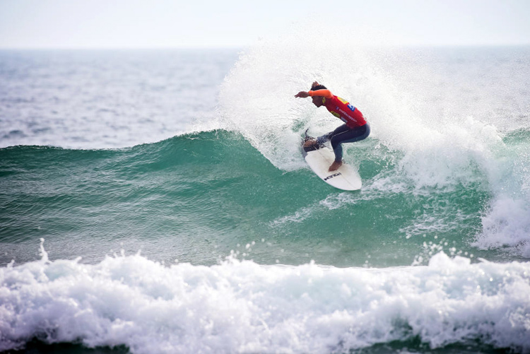 Miguel Blanco: sweet victory | Photo: Laurent Masurel/WSL