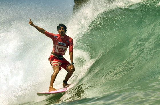 Miguel Pupo: claiming is good