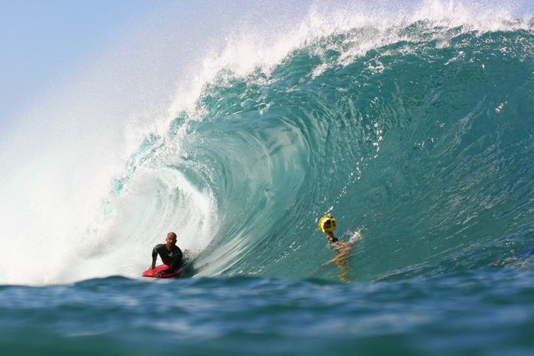 Mike Stewart: the greatest bodyboarder of all time | Photo: Mana/Shutterstock