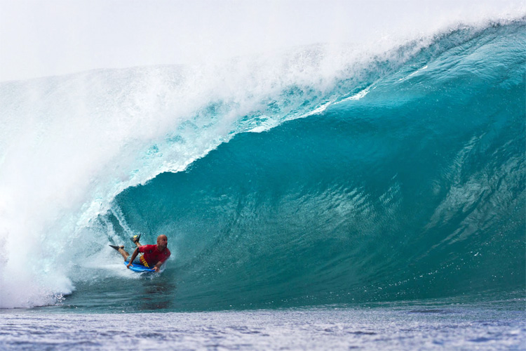 Mike Stewart: the most successful bodyboarder in the history of the sport | Photo: Specker/IBA
