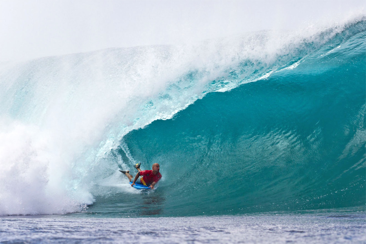 Mike Stewart: the greatest bodyboarder of all time | Photo: APB