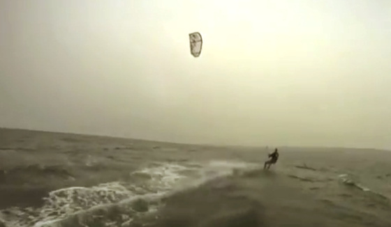 Mike Stewart: the future kitesurfing champion