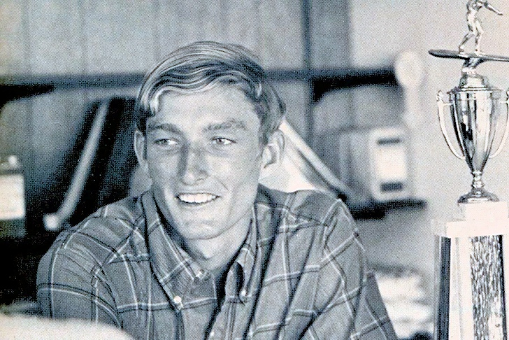 Mike Tabeling: a pioneer of surfing in the East Coast