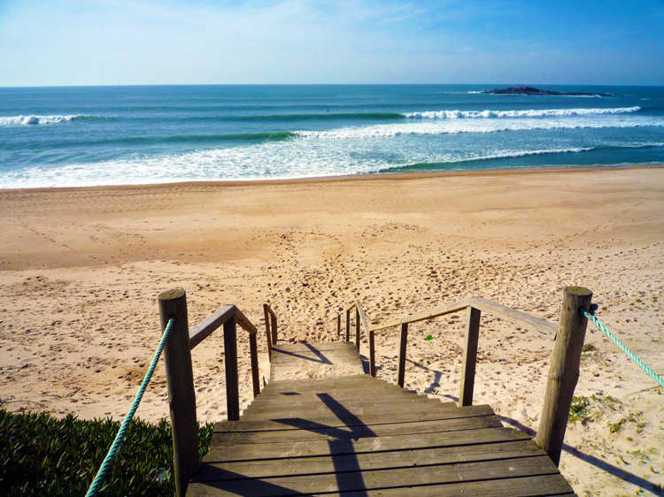 The truth about surfing in Portugal's Northern Coast
