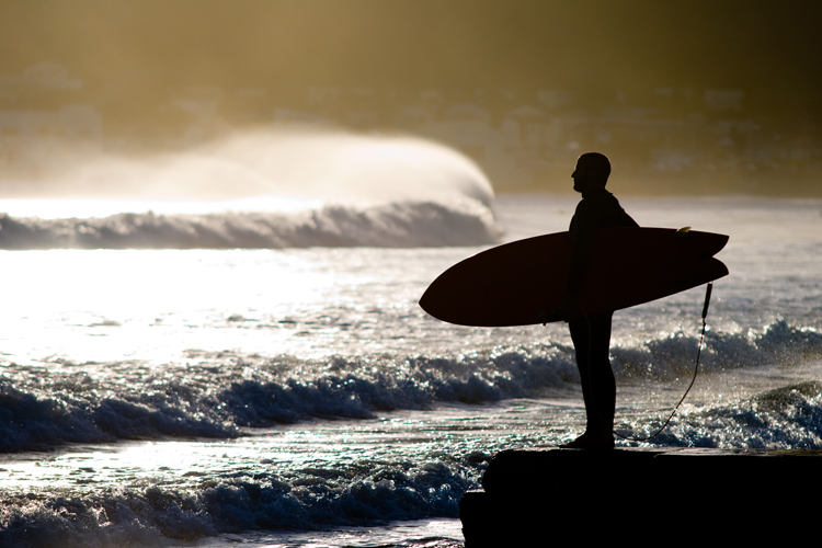 Mind surfing: train your brain an rehearse your surf movements | Photo: Shutterstock