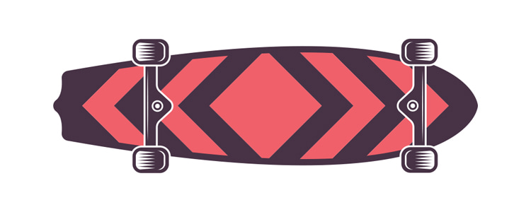 The Mini-Cruiser Skateboard