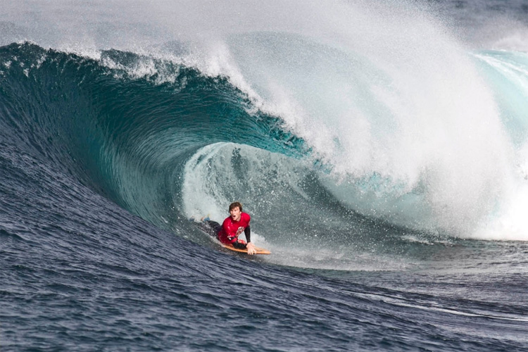 Mitch Rawlins: stoked and pitted