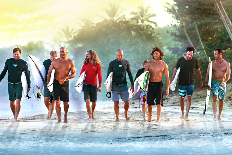 Momentum Generation: a group of professional surfer that marked the golden age of surfing