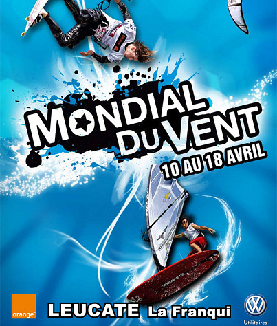 Mondial du Vent: the 2010 PKRA at full speed