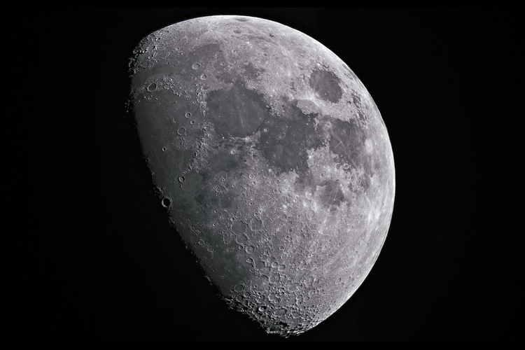 Moon phases: the lunar cycle takes 29.53 days to complete | Photo: Shutterstock