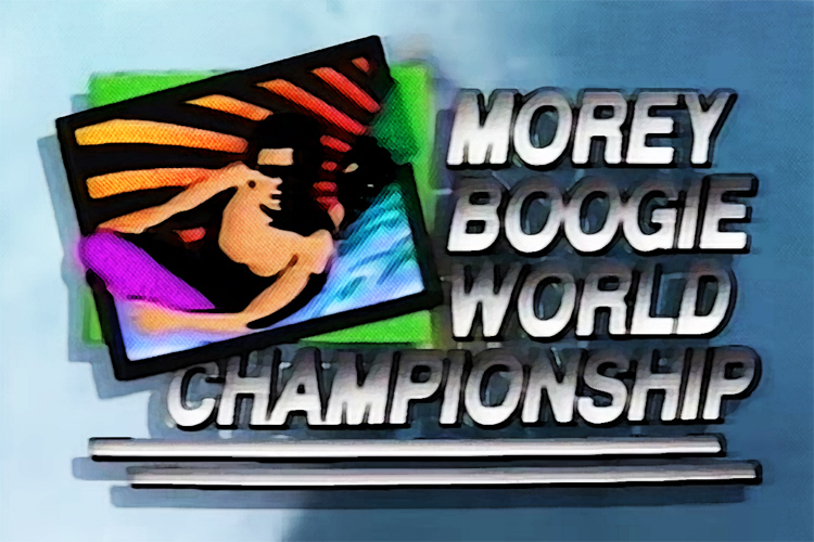 Bodyboarding on the Edge: the VHS video features the best of ten years (1982-1992) of the Morey Boogie World Championship