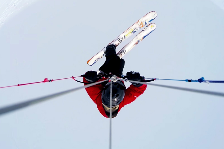 Mountains of Wind: a snowkiting documentary featuring the Jackson Hole Kiters