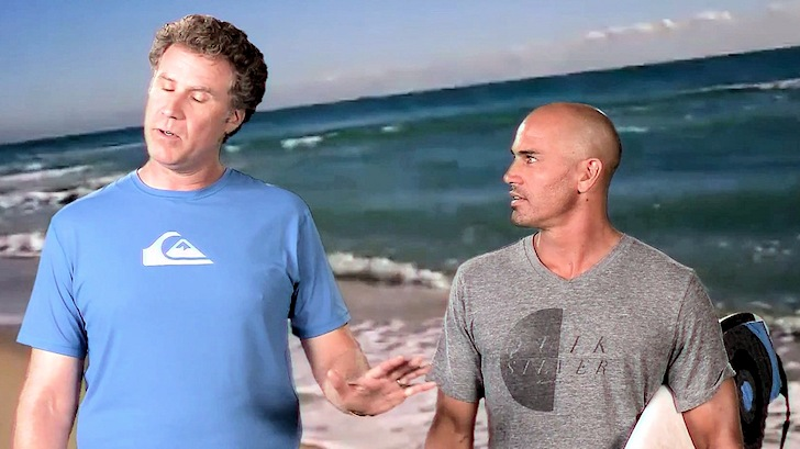William Ferrel and Kelly Slater: let's move the ocean to Colorado River