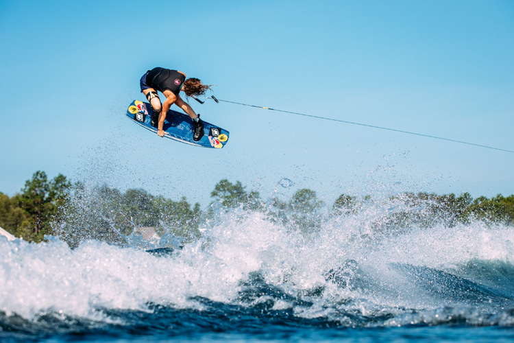 Moxie Pro: the first ever female-only wakeboarding series | Photo: Body Glove