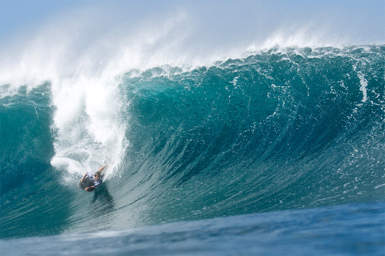 Pipeline Invitational: Jared Houston eyes the prize | Photo: IBA World Tour