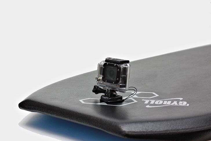 Science releases a GoPro mount for bodyboards